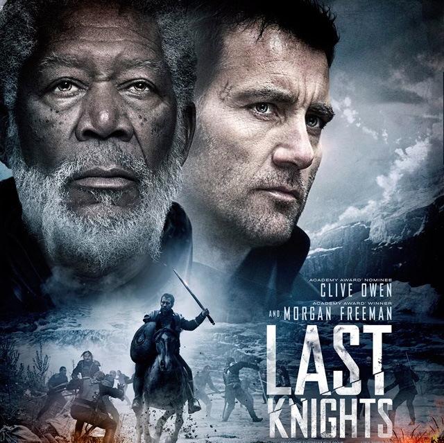 FILM Last Knights def