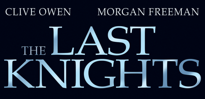 FLIM LAST KNIGHTS - Version 2